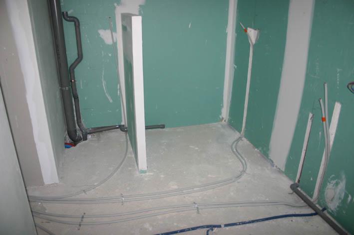Plomberie et planchers chauffants for Plomberie salle de bain conseil